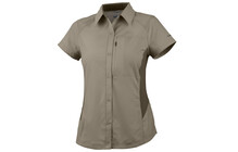 COLUMBIA Silver Ridge T Shirt MC fossile